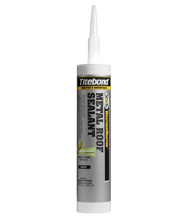 titebond 6111 metal roof sealer