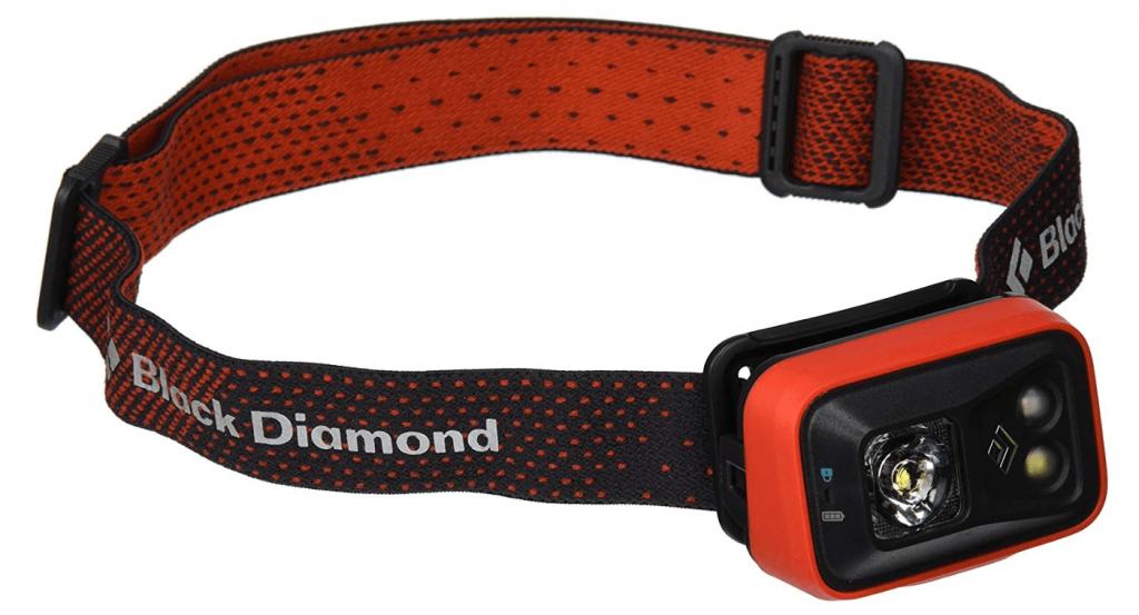 1. Black Diamond Spot Headlamp