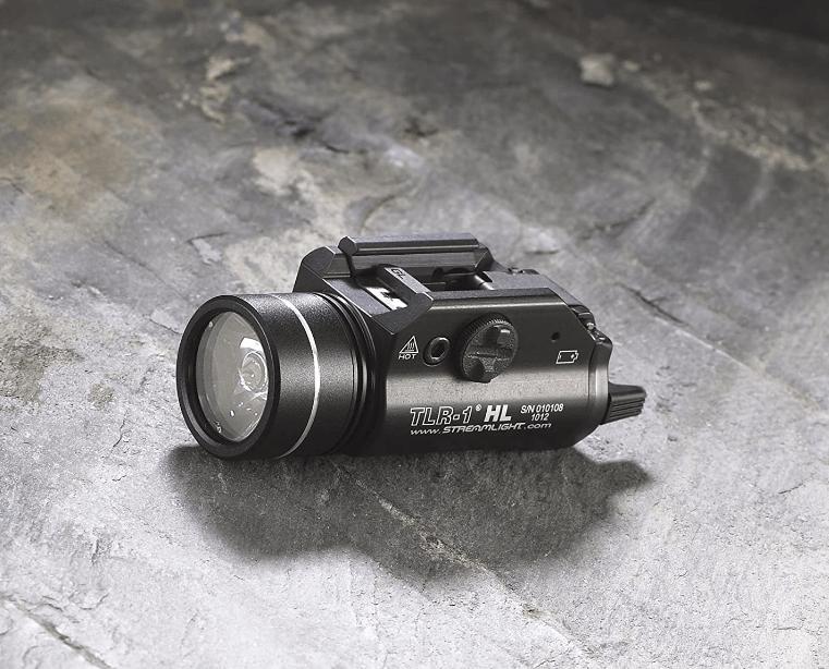 Streamlight 69260 Weapon Tactical Flashlight