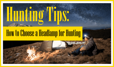 How to choose a headlamp for hunting