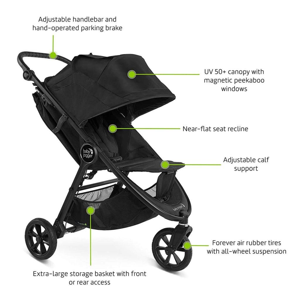 Baby Jogger City Mini GT2 Stroller the best stroller