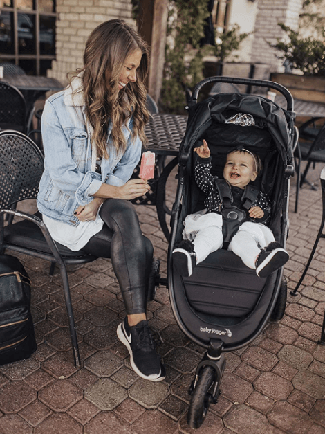 Baby Jogger City Mini GT2 Stroller space