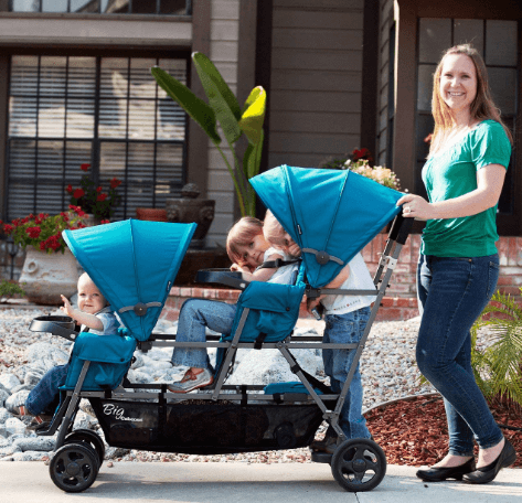 Best Triple Strollers