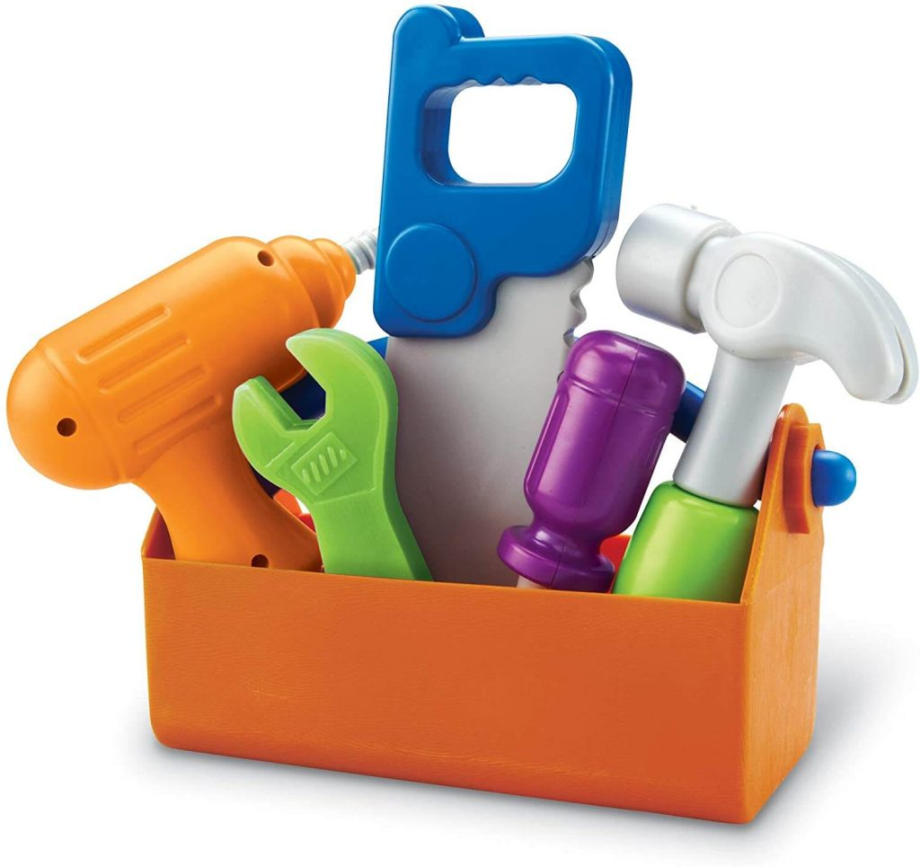 Toy Construction Tools