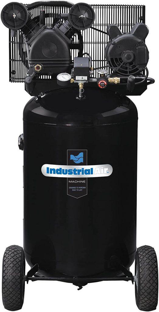 Industrial Air 30-Gallon Cast Iron Oil Lube Air Compressor