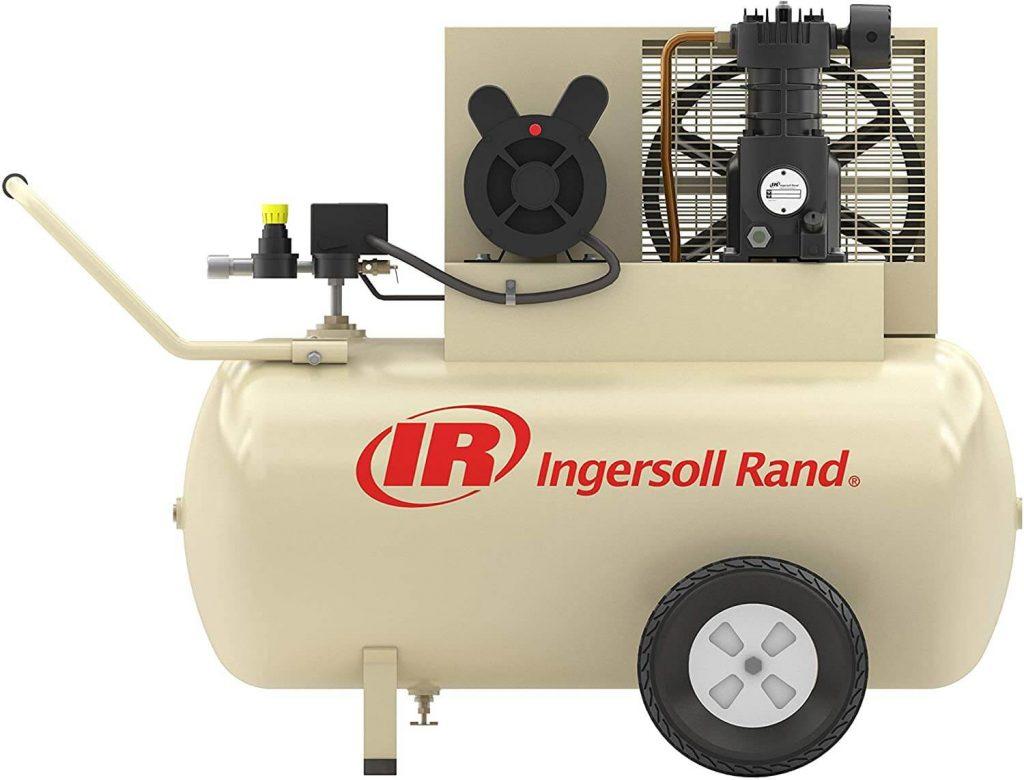 Ingersoll 30 Gallon Oiled Wheeled Single Compressor