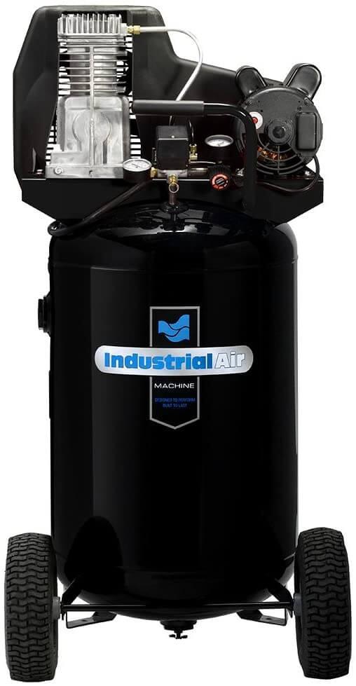Industrial Air 30-Gallon Oil Lube Belt Drive Air Compressor