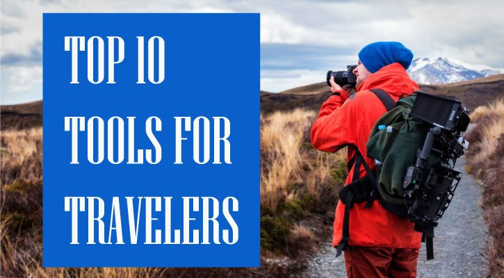 tools for travelers